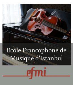Ecole Francophone de Musique d'Istanbul Image